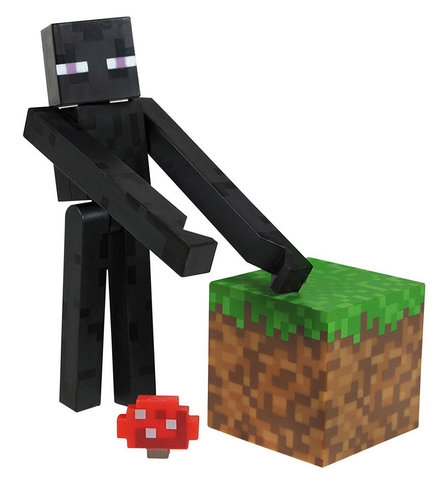 Minecraft figuuri - Enderman