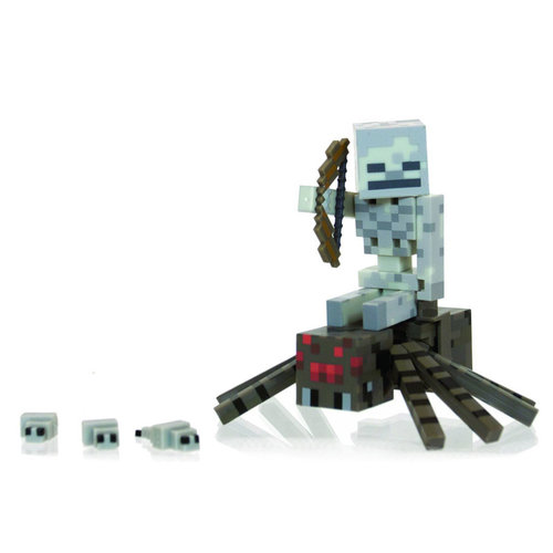 Minecraft figuuri - Spider Jockey