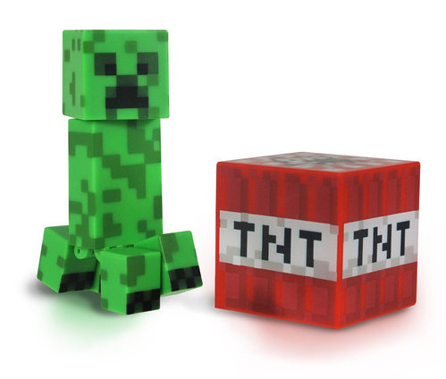 Minecraft figuuri - Creeper