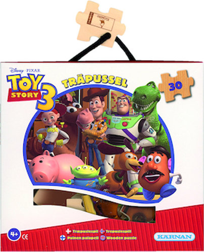 Toy Story puinen palapeli