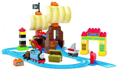 Tuomas Veturi Mega Bloks - Sodor´s legend of the lost treasure