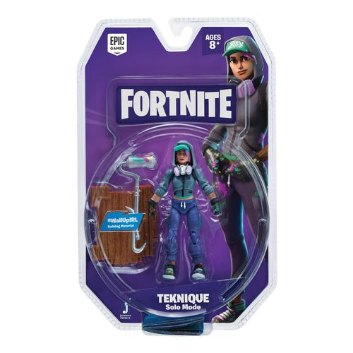 Fortnite Solo Mode figuuri Teknique