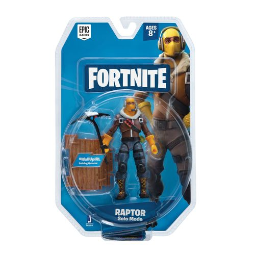 Fortnite Solo Mode figuuri Raptor