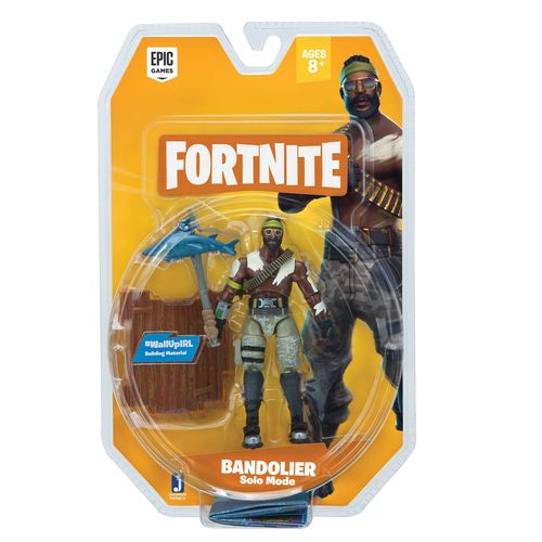 Fortnite Solo Mode figuuri Bandolier