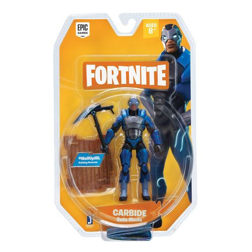 Fortnite Solo Mode figuuri Carbide