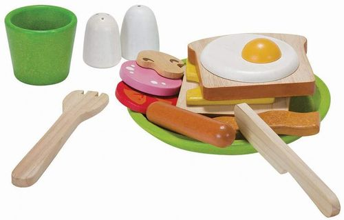 Plan Toys Breakfast Menu aamiainen