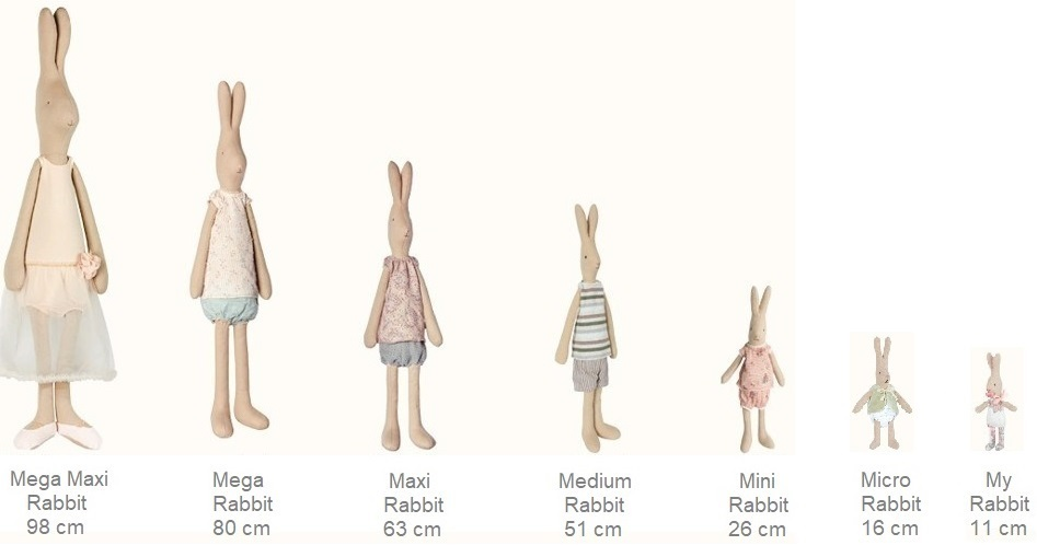 Maileg_Rabbit_sizes
